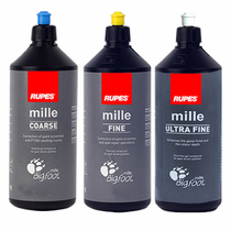 <b>RUPES BigFoot Mille Compound 1000 ML Mix & Match Trio </b>