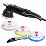 <b>RUPES BigFoot Mille LK 900E Basic Polisher & Pad Kit</b>