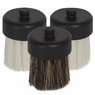 <b>RUPES BigFoot Nano iBrid  Soft, Medium & Hard Cup Brush Trio </b>
