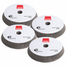 "<b>RUPES BigFoot UHS Easy Gloss 6"" Foam Polishing Pad Bulk 4 Pack </b>"