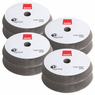 "<b>RUPES BigFoot UHS Easy Gloss 7"" Foam Cutting & Polishing Pad 8 Pack </b>"