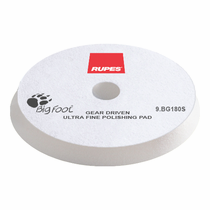 "<b>RUPES BigFoot White Ultra Fine 6.5"" Gear Driven Mille Foam Pad</b>"