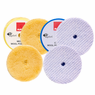 "<b>RUPES BigFoot Wool 6.75"" Orbital Polishing Pad Mix & Match 6 Pack</b>"