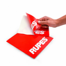 """<b>RUPES Official 8"""" by 8"""" Logo Decal</b>"""