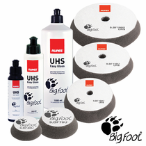 RUPES BigFoot One Step UHS Easy Gloss Polishing System