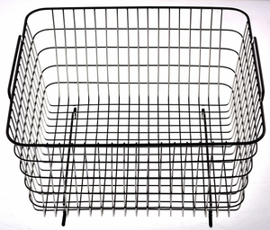 "15L Stainless Steel Basket 10""L X 9"" W X 6"""