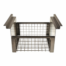 "20L Stainless Steel Basket 12""L X 10.5"" W X 9"" Deep"