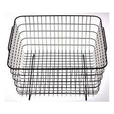 "25L Stainless Steel Basket 18""L X 10"" W X 5"" Deep"