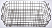 """8L Stainless Steel Basket 9""""LX7""""WX2.4""""Deep"""