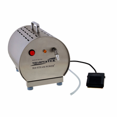 Jewelry Steam Cleaner; Sharpertek H2O Steam Power.