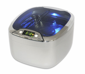 Sharpertek Digital Ultrasonic Cleaner Cd 7920 Larger Tank With The Highest Power Among Personal Cleaners Size 5 8 X4 9 X1 L X W H