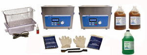 SharperTek Professional Ultrasonic Handgun Cleaner.