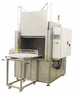 Spray washing, rinsing and drying 35 Inch Turn Table