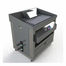 STM3100 Ultrasonic Surgical Cleaner for non-cannulated instruments