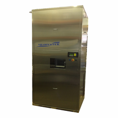 Two Stage Ultrasonic Refrigeration Cooled. US-RC