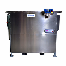 Vapor Degreaser; Two Stage Vapor Degreaser Refrigerated Primary Cooling 25 Gallon