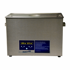 "Heated Ultrasonic Cleaning System SH600-25L 18.5""Lx11.5""WX8""D 7.5 Gallons with Sweep and Degas by Sharpertek USA."