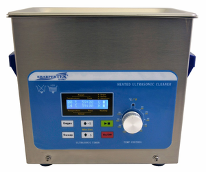 XPS120_3L Ultrasonic cleaner with Heat
