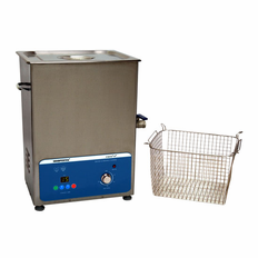 "Heated Ultrasonic Cleaner XPS450-11L 12""�9""�6"" (Tank L�W�Depth) with Sweep and Degas by Sharpertek USA."