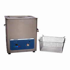 "Heated Ultrasonic Cleaner SH500-20L 12.5""�11""�10"" (Tank L�W�Depth) with Sweep and Degas by Sharpertek USA."