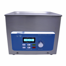 "Heated Ultrasonic Cleaner XPS360-8L 11.75""�9.5""�4"" (Tank L�W�Depth) with Sweep and Degas. Made in USA!"