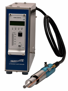 Handheld Ultrasoninc Plastic Welder Without Optional Controller
