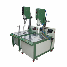 Ultrasonic Plastic Welder with Turntable