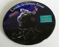 1998 Pinback Button Ursula Event WDCC