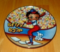 Collector Plate Betty Boop America's Sweetheart - Sweethheart Slugger Danbury Mint