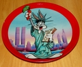 The Bugs Bunny Commemorating a Classic Collection Collector Plates