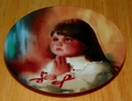 Collector Miniature Plate Donald Zolan A Christmas Prayer