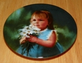Collector Miniature Plate Donald Zolan For You First Member Only