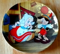 Collector Plate Knowles Pinocchio I've Got No Strings