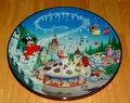 Collector Plate Walt Disney World 25th Anniversary Fantasyland # 2 OF 12 COA