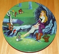 Disney Collector Plate Sleeping Beauty Once Upon A Dream