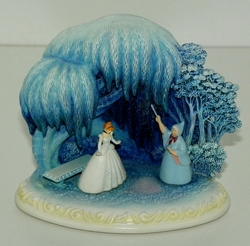Disney Olszewski Cinderella Like A Dream Story Time Figurine Box & COA OSDC35 SOLD