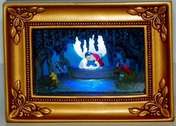 Disney Parks Olszewski Gallery of Light Little Mermaid SOLD