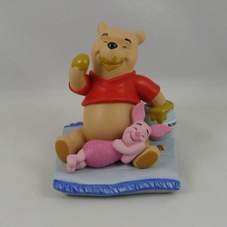 Disney Pooh & Friends Figurine Being With You is My Favourite Way SOLD