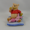 Disney Pooh & Friends Figurine Being With You is My Favourite Way