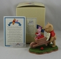 Disney Pooh & Friends Figurine Collecting Friends Along the Way Out of Stock SOLD