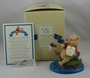 Disney Pooh & Friends Figurine Hip Hip Hooray, The Catch of the Day! SOLD