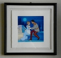 Disney Treasures Serigraph Limited Edition Cinderella & Prince - 1950