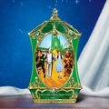 Follow The Yellow Brick Road Music Box Rotating Cylinder NIB