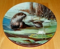 1988 The Otter Friends of the Forest Collection 6th issue Knowles