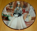 Gone With The Wind 1993 Collector Plate Bengaline Dress Costuming of a Legend
