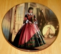 Gone With The Wind 1994 Collector Plate Plaid Business Attire Costuming of a Legend