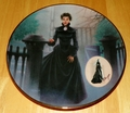Gone With The Wind 1994 Collector Plate The Mourning Gown Costuming of a Legend