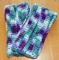 Hand Crocheted Wash Cloths or Dish Cloths