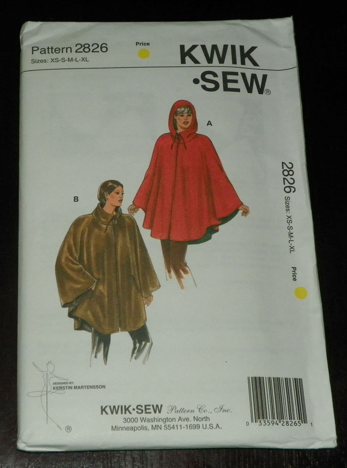 Kwik Sew Patterns On Sale Image collections - origami instructions ...