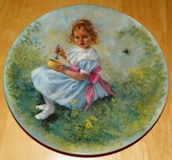 Mother Goose Series Collector Plates